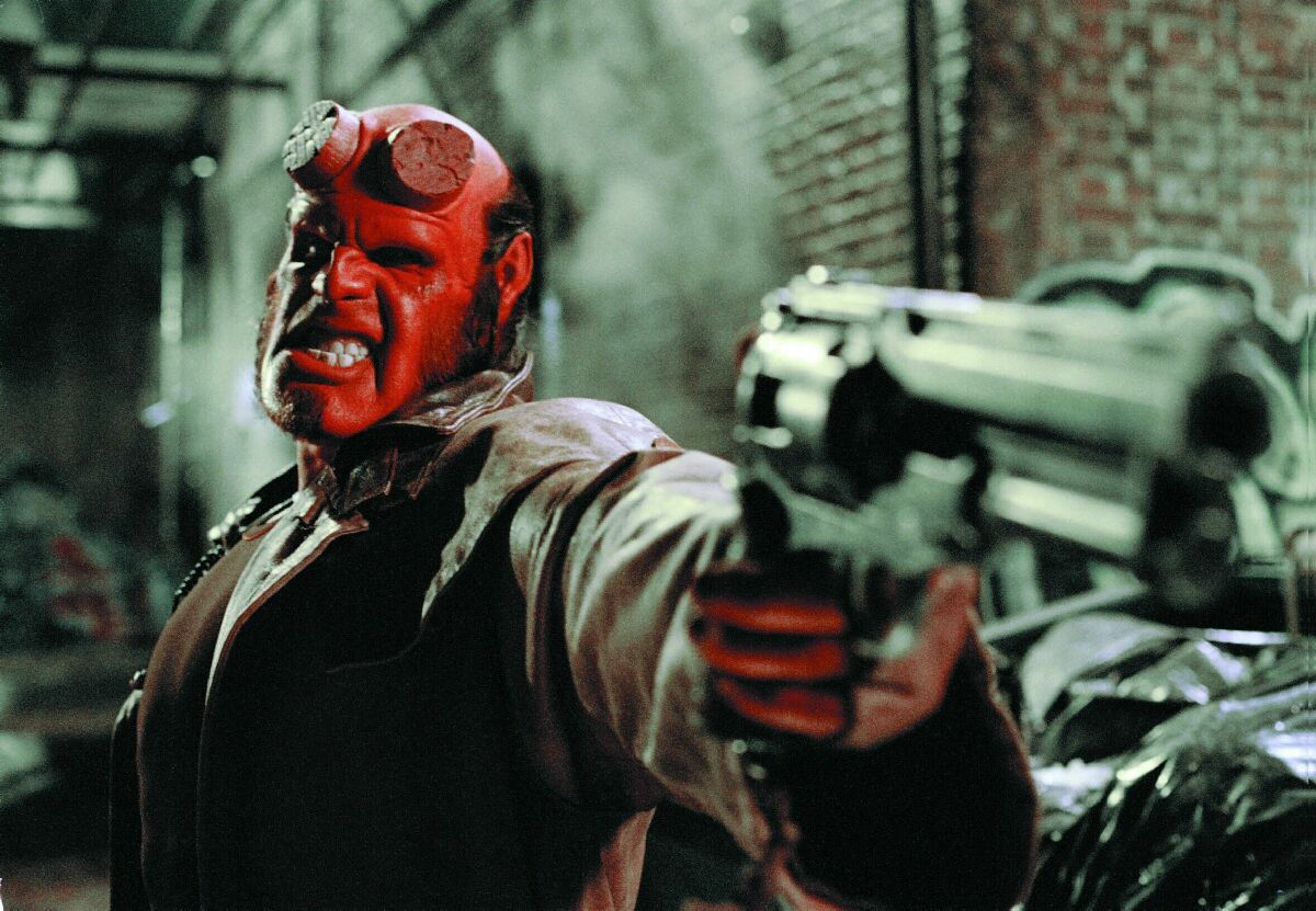 Hellboy 3 will '100 percent' not happen, according to Guillermo del Toro