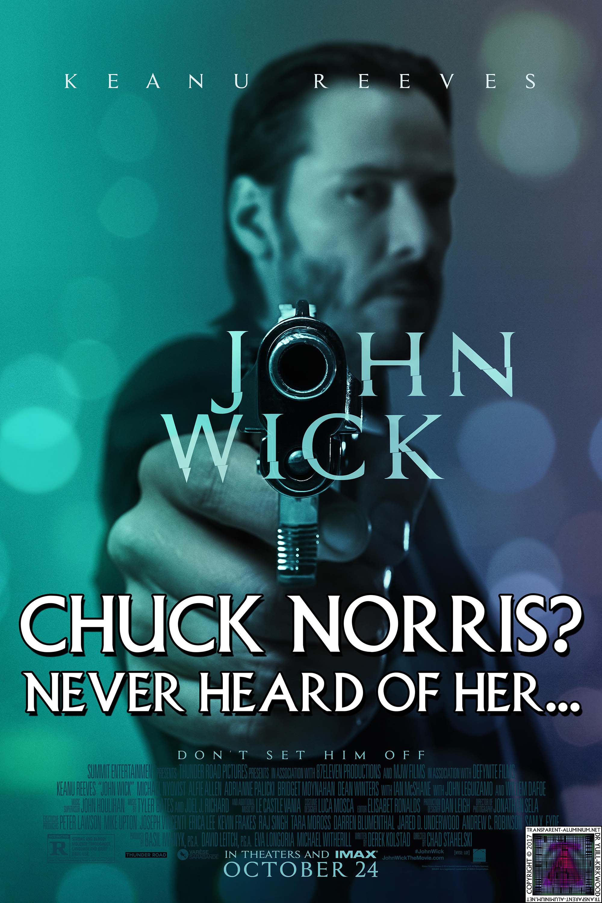 Picture Imp: The Final Chuck Norris Tuesday