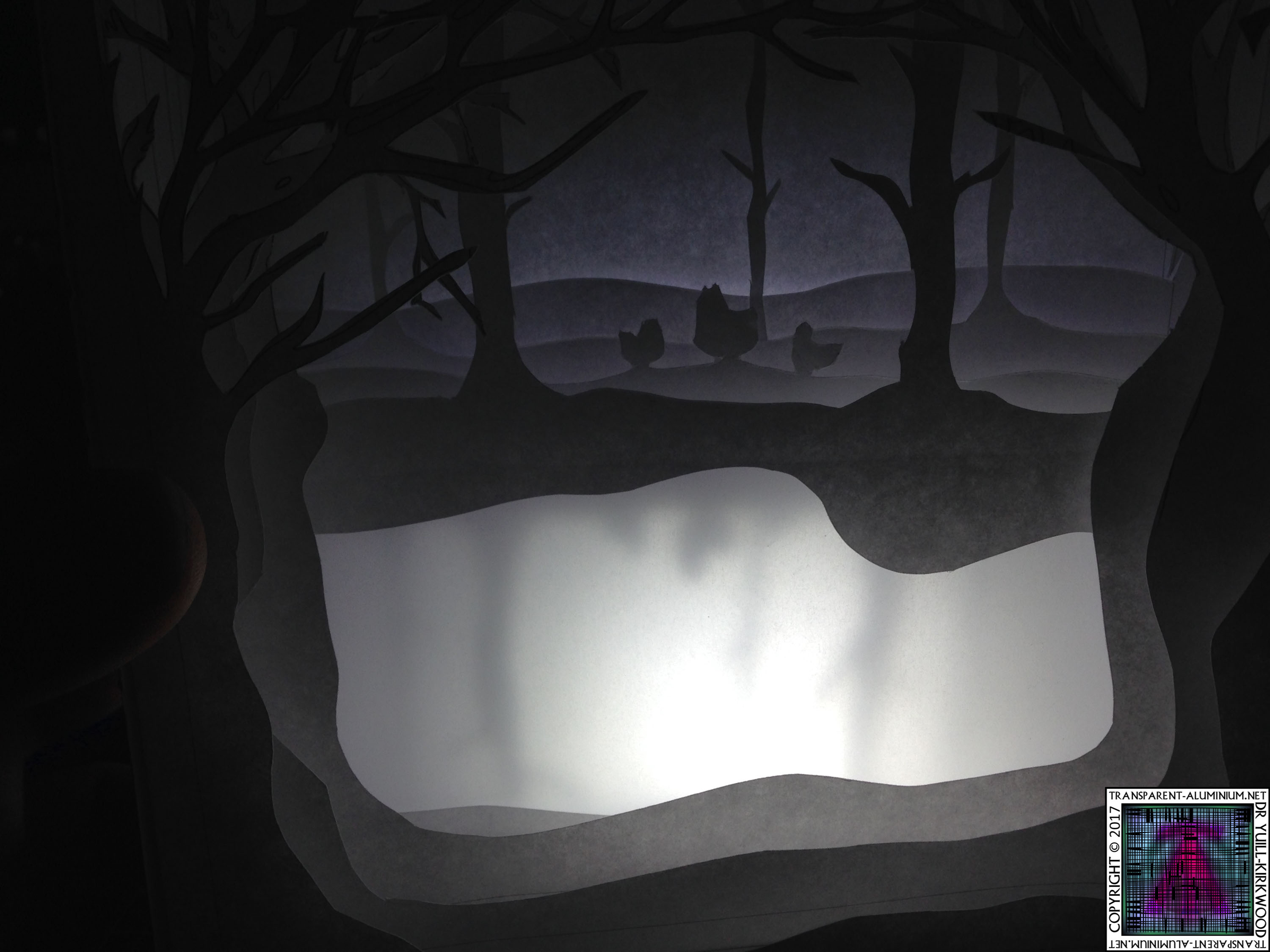 Forrest Silhouette Prototype