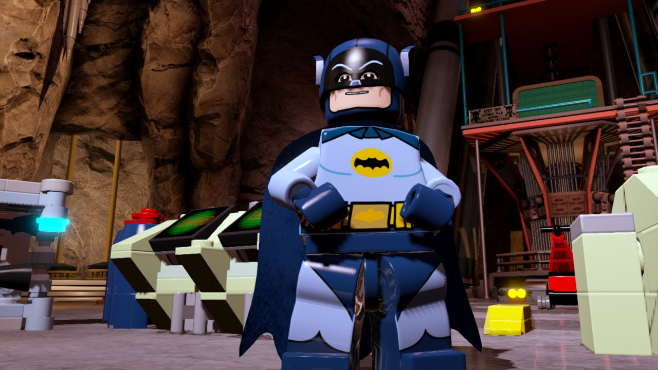 LEGO Adam West Batman