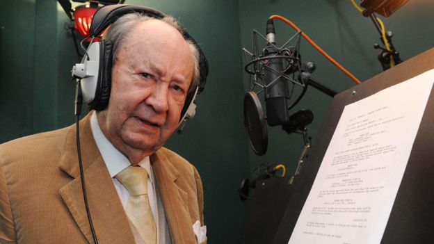 Peter Sallis voiced Wallace in Wallace and Gromit