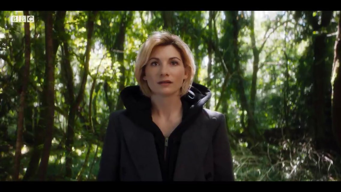 Meet the Thirteenth Doctor Who