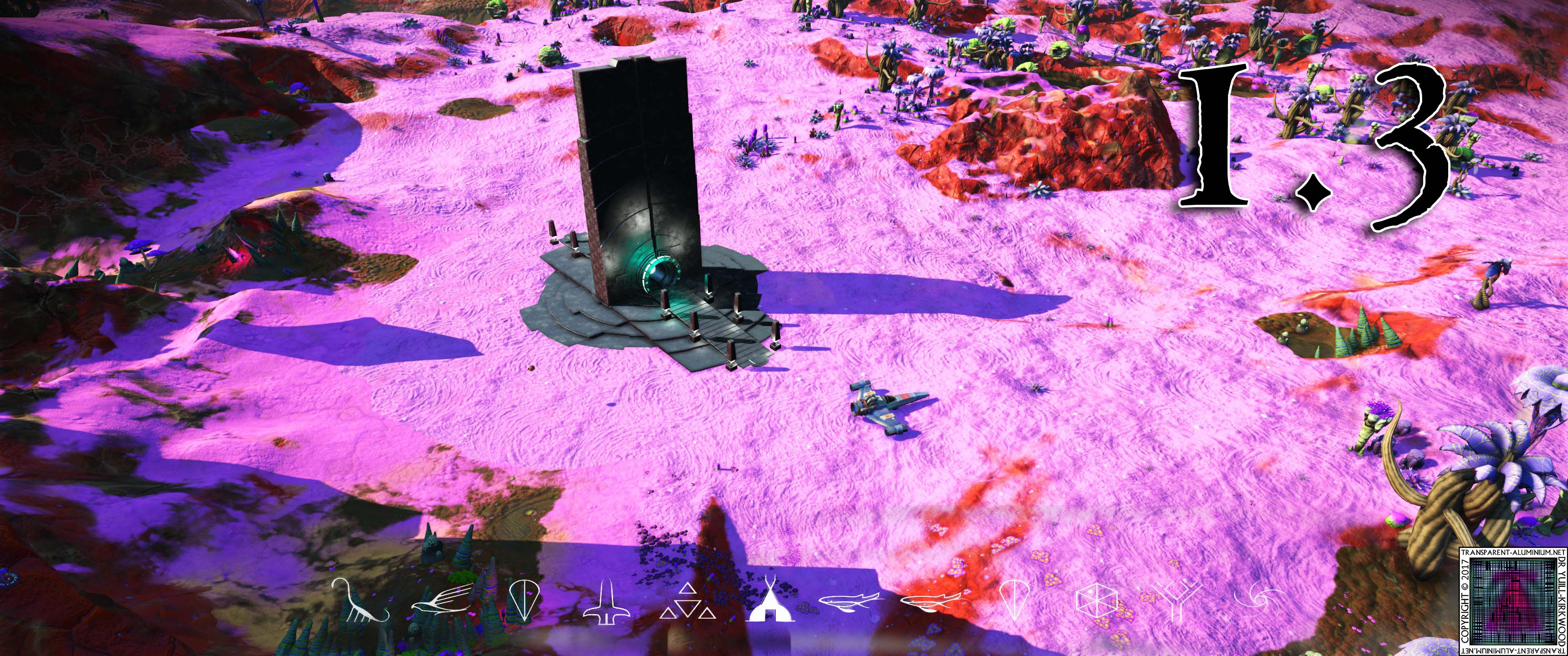 My Home World No Mans Sky 1.3