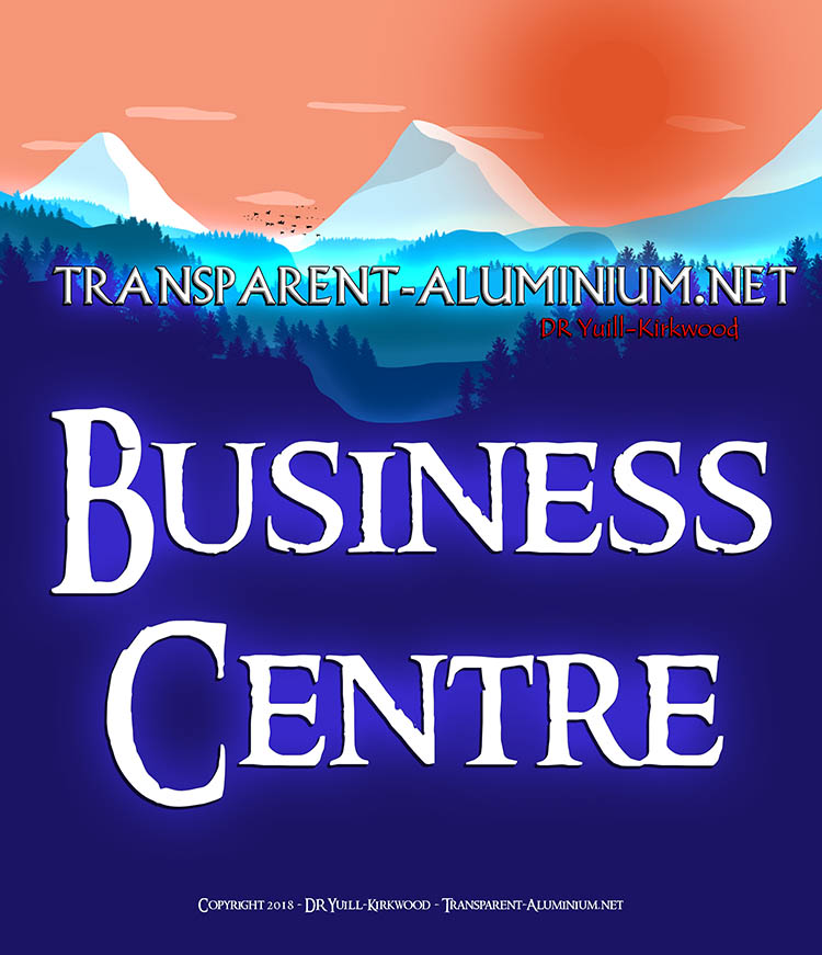 Welcome to the Transparent-Aluminium.net Business Centre