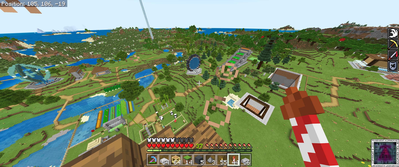 Minecraft Survival: Episode 40 – Build A Working Stargate
