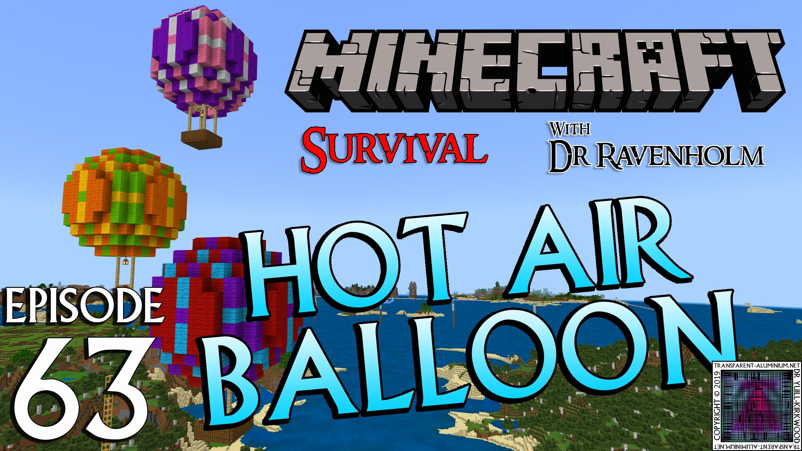 Episode 63 Hot Air Balloon