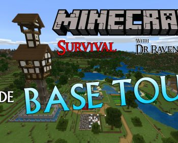 Minecraft Survival: Episode 1 – Base Tour