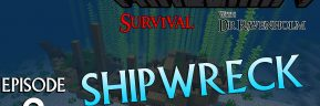 Minecraft Survival: Episode 2 – Shipwrecks