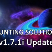 Accounting Solutions: MIS v1.7.1i Update