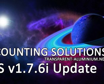 Accounting Solutions: MIS v1.7.6i Update