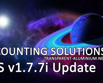 Accounting Solutions: MIS v1.7.7i Update