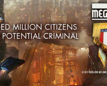 Judge Dredd: Mega-City One TV Series Announced