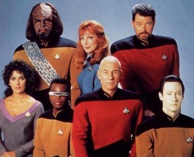 Star Trek The Next Generation Blu-ray recall.