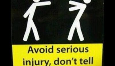 Picture Imp: Warning