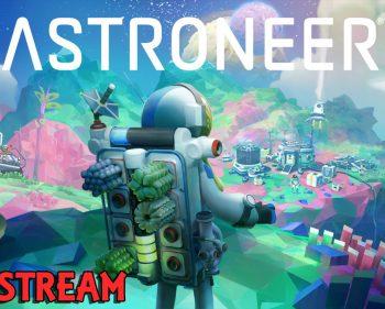 Blast Off!! in ASTRONEER