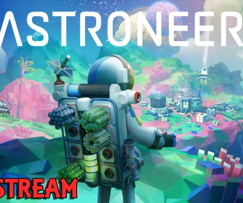 Let's Fix The Terrain And Tidy Up Our Base In ASTRONEER