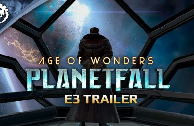Age of Wonders: Planetfall – E3 2019