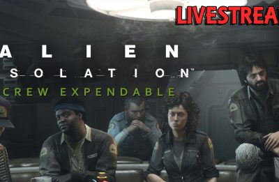 Alien: Isolation – Crew Expendable
