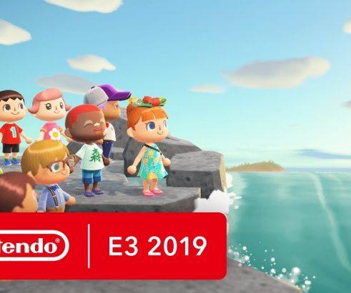 Animal Crossing: New Horizons – E3 2019