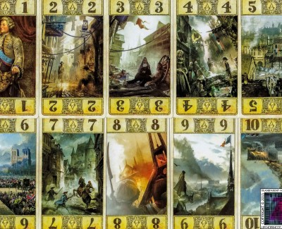 Tarot Cards – Assassins Creed Unity Guillotine Edition