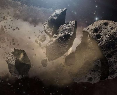An Asteroid Is Going To Fly Past Earth On December 16