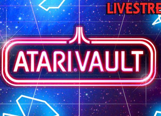 Atari Vault – Gameplay