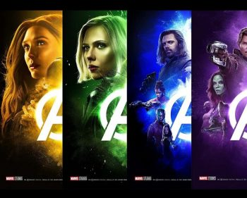 5 New Avengers: Infinity War Posters Released