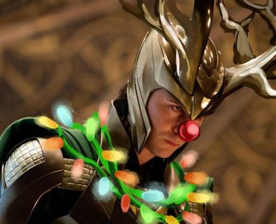 The Avengers Christmas Carols