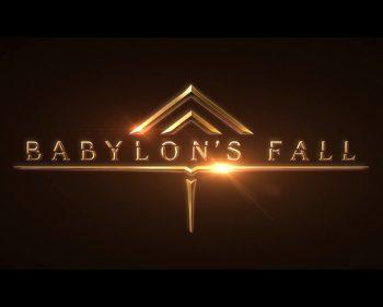 Babylon's Fall – E3 2018