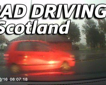 Bad Driving – Scotland #1