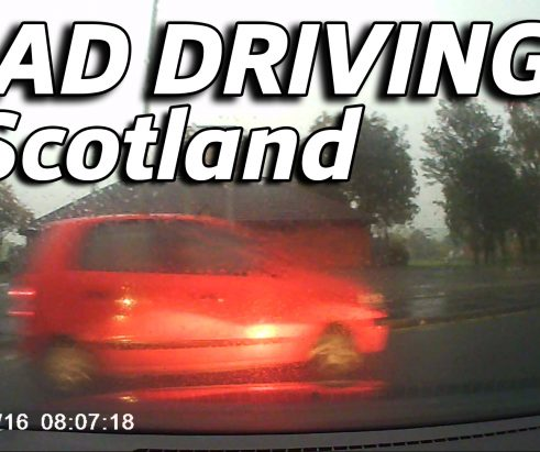 Bad Driving – Scotland #1