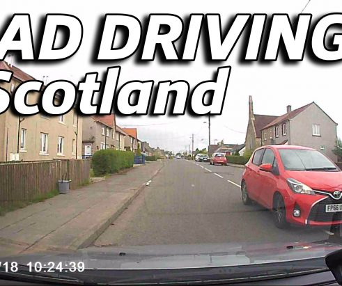 Bad Driving – Scotland #3