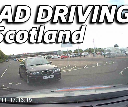 Bad Driving – Scotland #4