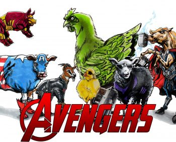 The Barnyard Avenger's