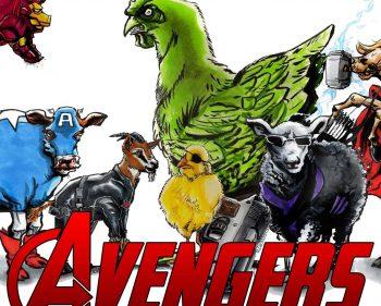 The Barnyard Avenger's