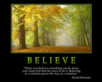 Picture Imp: Believe