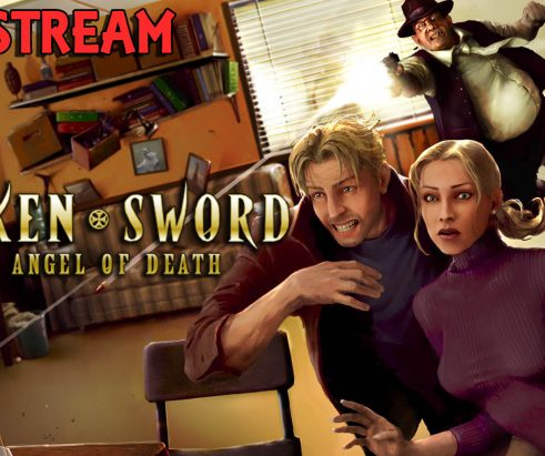Broken Sword 4: The Angel of Death – Gameplay Part 1