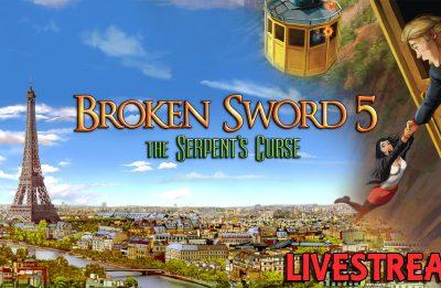Broken Sword 5: The Serpent's Curse – Gameplay Part 2