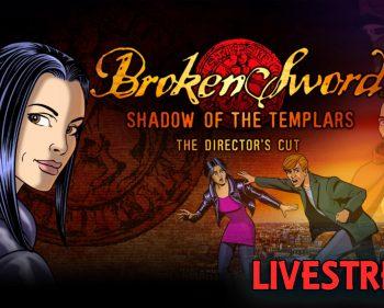 Broken Sword: The Shadow of the Templars Director's Cut – Lets Play – Part 5