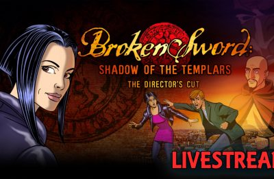 Broken Sword: The Shadow of the Templars Director's Cut – Lets Play – Part 1