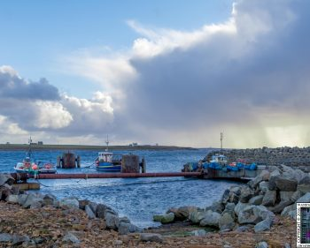 Burwick South Ronaldsay Orkney Ferry Terminal