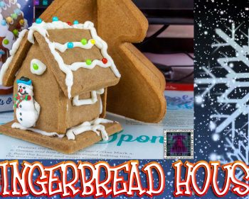 Christmas Gingerbread House – Lets Build