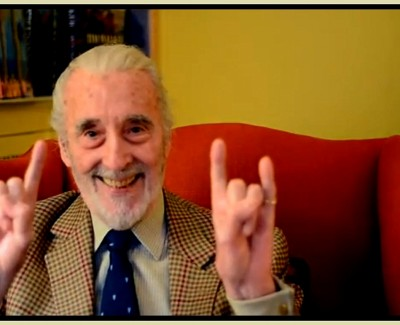 Happy Birthday Sir Christopher Lee