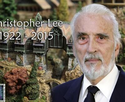 Christopher Lee 1922 – 2015