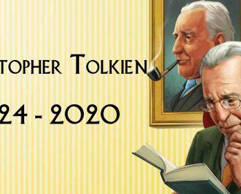 Christopher Tolkien 1924-2020