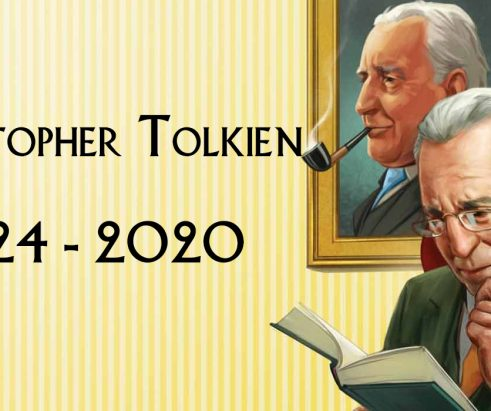Christopher Tolkien 1924-2020