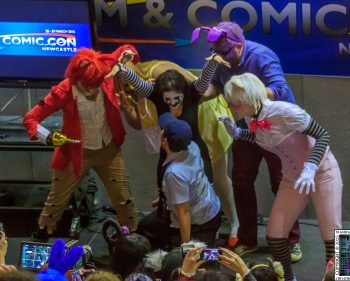 Newcastle Film & Comic-Con 2015 Masquerade