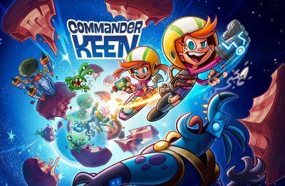 Commander Keen – E3 2019