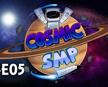 Cosmic SMP S1-E05 – Iron Farm 1.14.4