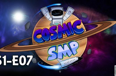 Cosmic SMP S1-E07 – Ice and Bells